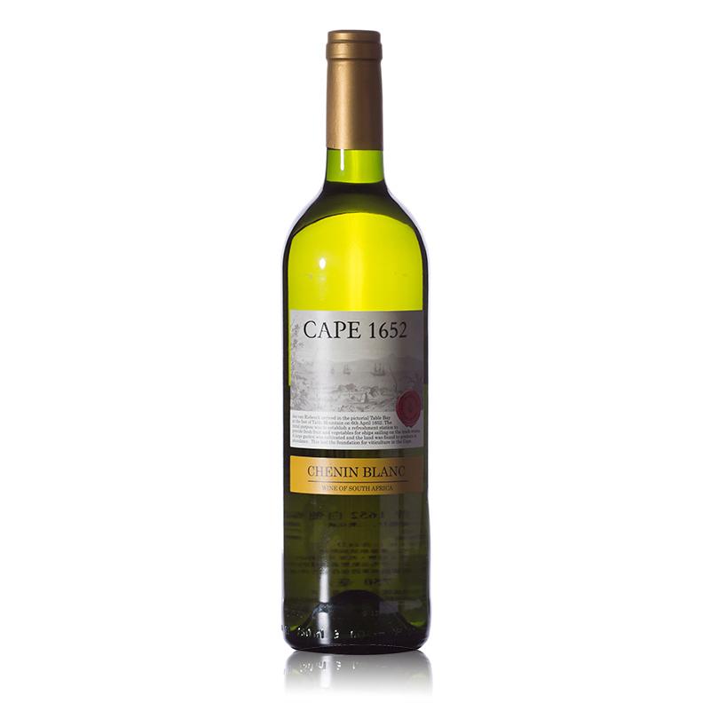 开普1652白葡萄酒