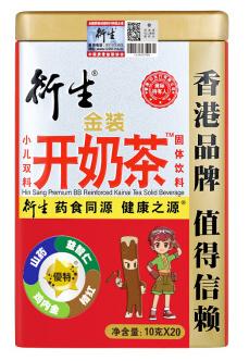 【香港直邮】衍生双料开奶茶 10gx20包【2盒装】